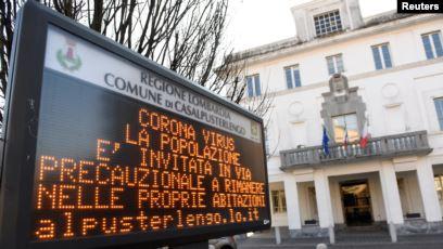 Informații de ultimă oră despre coronavirus. Se închide Italia? Ce spune premierul