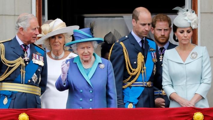 Un nou divorț la Casa Regală. Regina Elisabeta a II-a este șocată