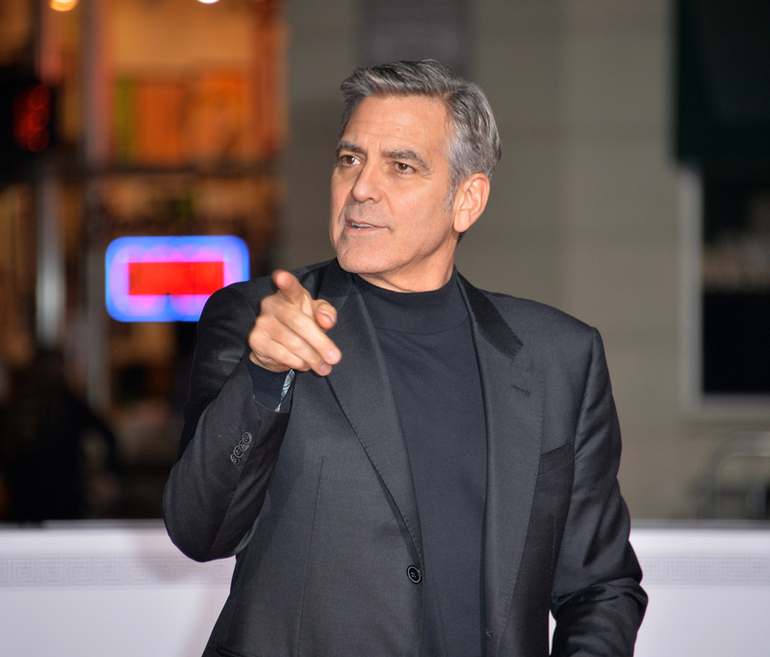 George Clooney ar putea fi patronul unui club de tradiție din Spania