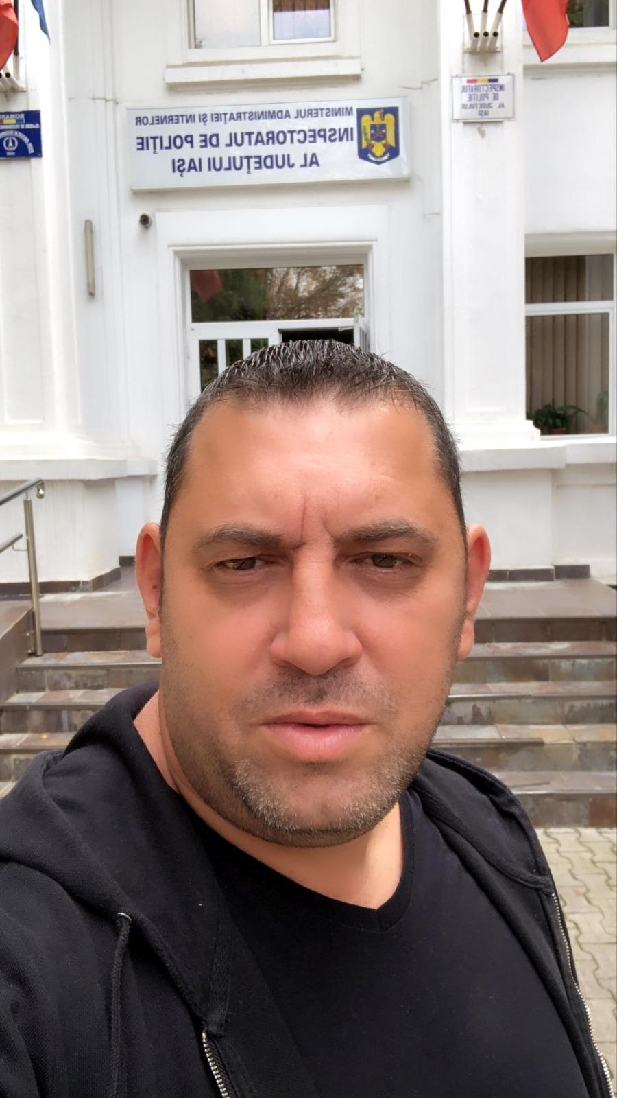 """Regele """"cocainei"""" din Iași, dat în vileag de amantă. A fost prins cu dronele de la Serviciul Special"""