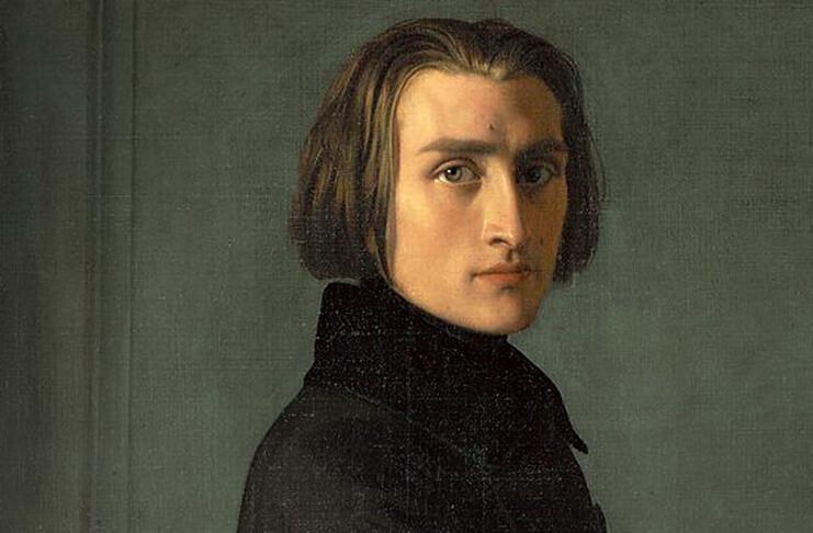 La concertele lui Liszt, femeile își aruncau lenjeria intimă pe scenă, ca la idolii rock