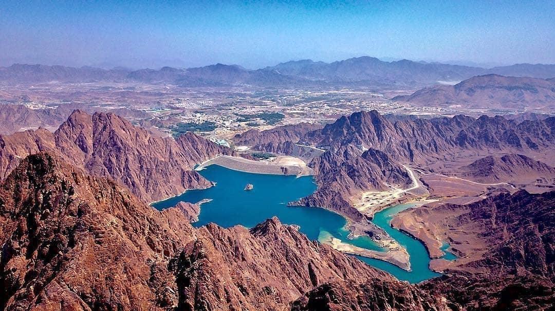 """Hatta – """"nestemata"""" Dubaiului pentru căutătorii de adrenalină"""