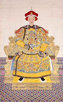 De ce împăraţii chinezii purtau doar veșminte de culoare galbenă