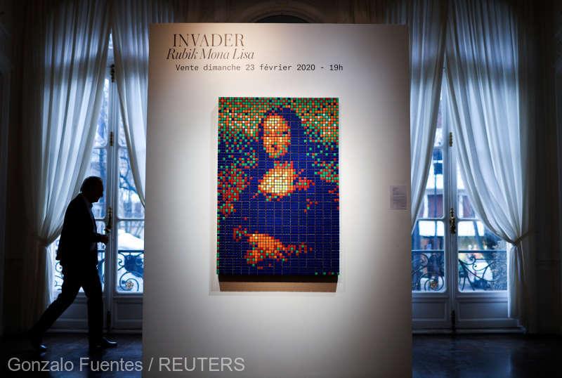 """Preț mic pentru nepretuită. """"Mona Lisa"""" – 500.000 de euro"""