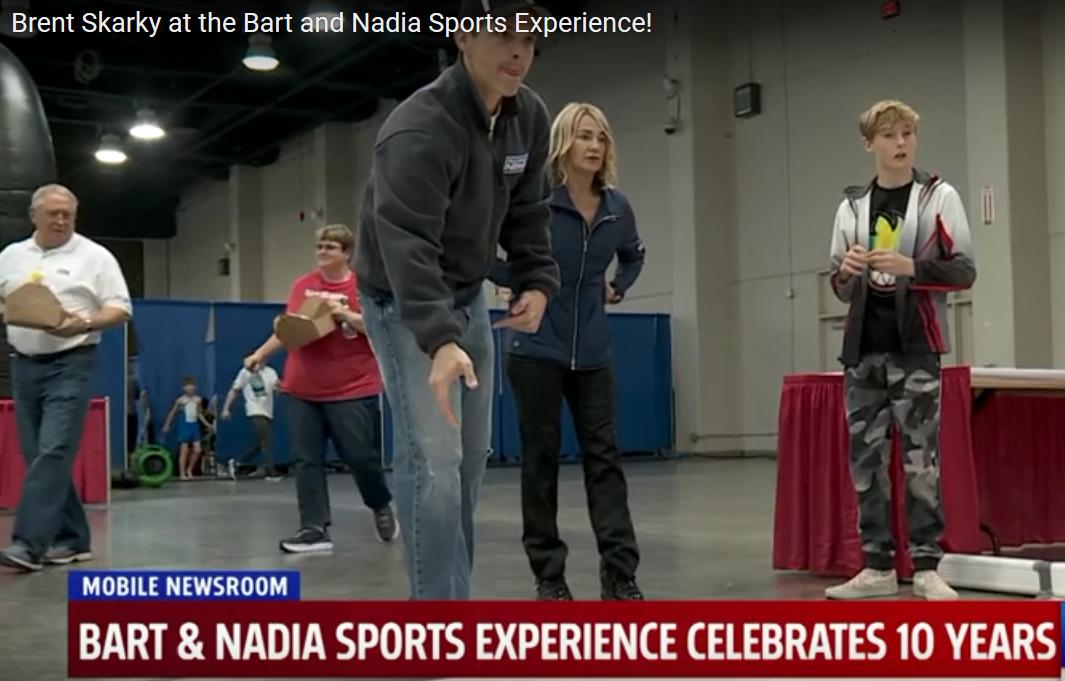 """Mii de copii la ediția aniversară a """"Bart and Nadia Sport Experience"""""""