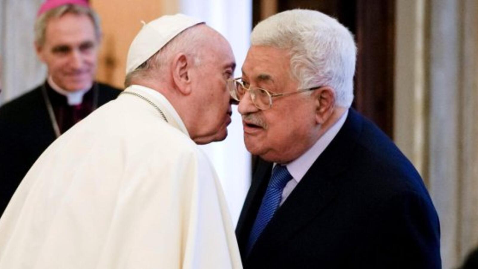 Papa îl atacă pe Trump și sare în ajutorul palestinienilor