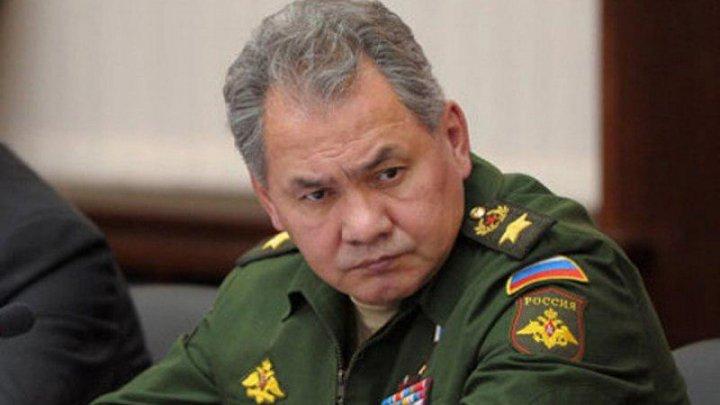 NEWS ALERT. Avionul ministrului rus al Apărării, escortat de MIG-uri la intrarea în Serbia