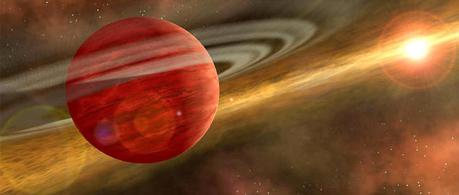 """""""Bebelușul Cosmic"""" gigantic găsit """"peste drum"""" de Terra"""
