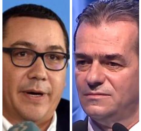 """Ponta: """"Luna de miere a PNL s-a dus!"""""""