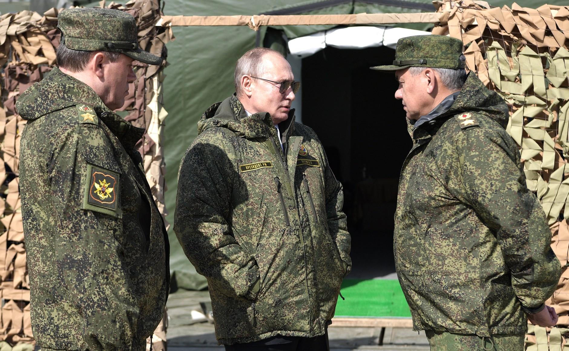 Sinucideri pe capete în armata lui Putin