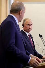 Meci cu Putin. Turcia deschide iar focul în Siria