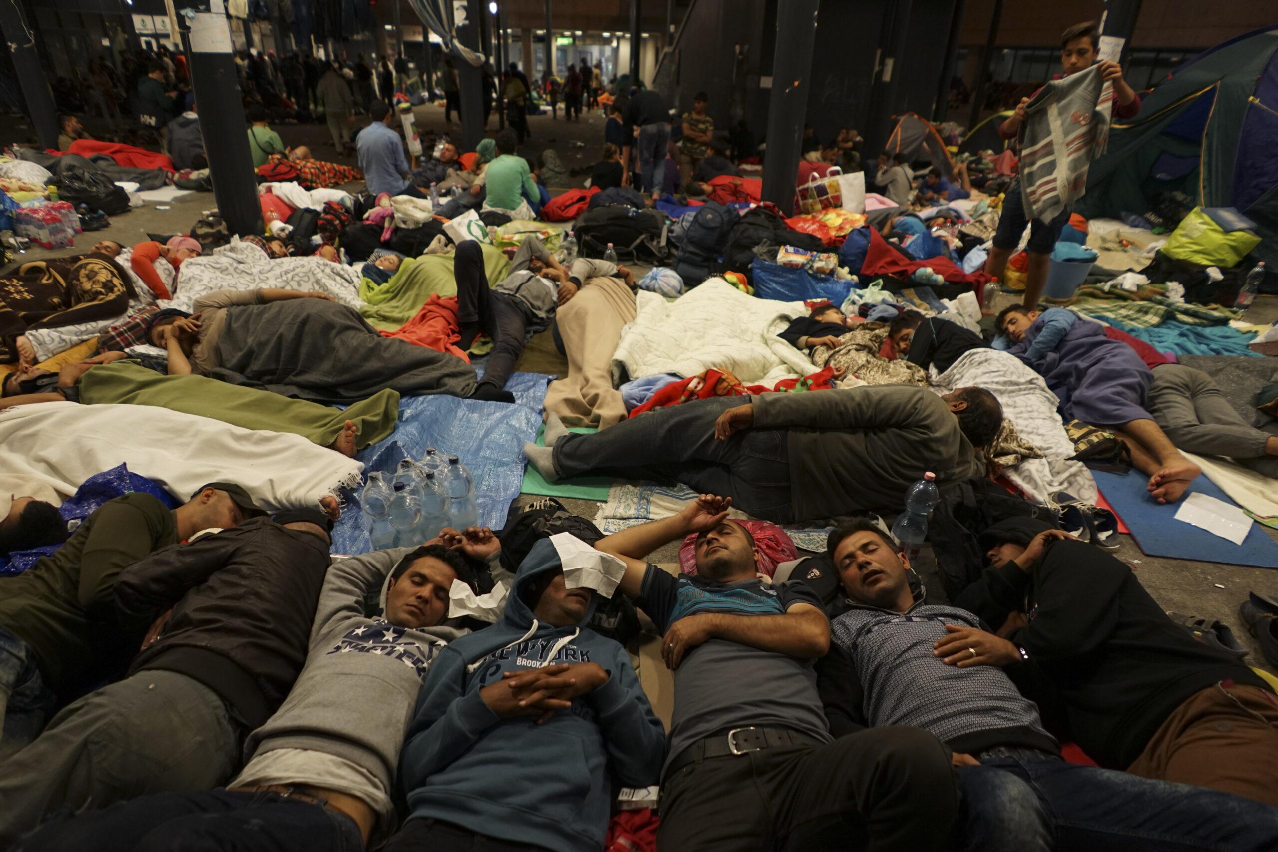 Revine valul. În premieră după 2015, cresc cererile de azil în UE