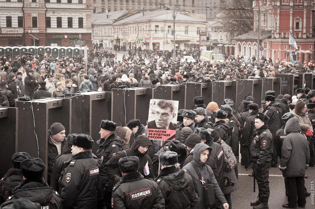 Kremlinul dă iar de necaz. Opoziția iese în stradă împotriva lui Putin