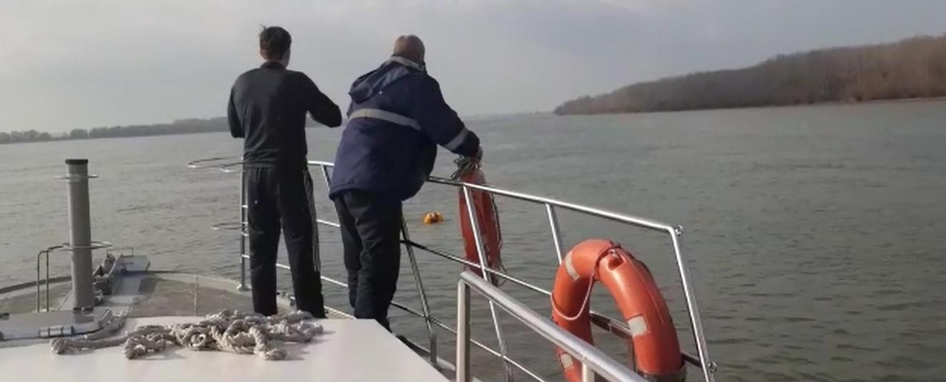 Alertă pe Dunăre! Intervenție de urgență. Turiști în pericol