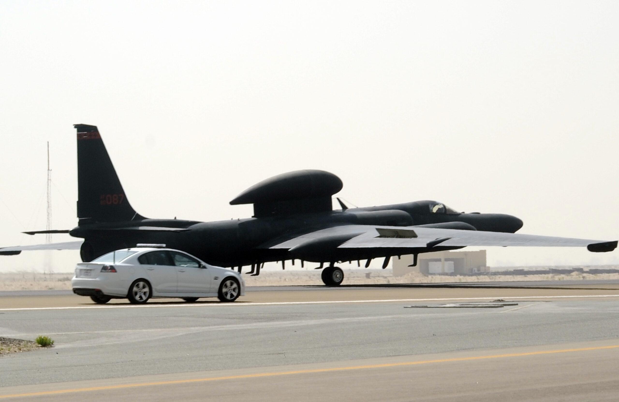 """Congresul SUA nu dă spionul U-2 """"Dragon Lady"""" pe drone"""