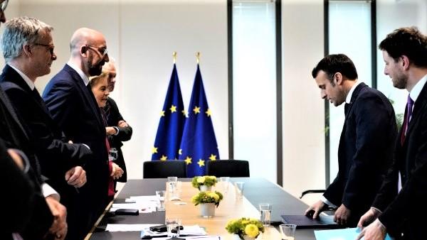 Eșec pe linie la summitul privind bugetul UE