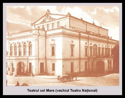 Actorii Teatrului Național, inamicii curentului electric