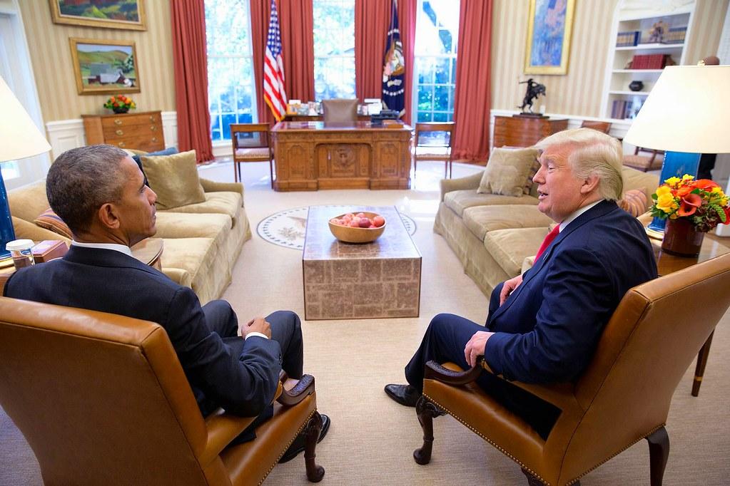 """Trump și Obama, război total pe Twitter. """"Ați auzit ultima treabă stupidă?"""""""