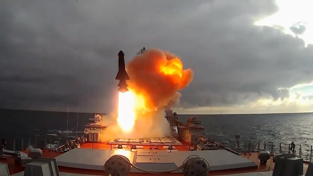 Putin își plasează rachetele hipersonice nucleare în coasta SUA