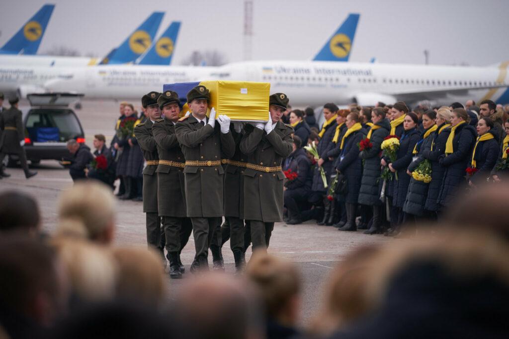 Ucraina, gest șocant. Președintele Zelenski a negociat la tv prețul morților uciși de Iran