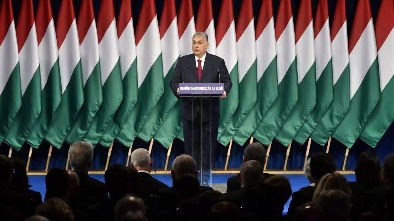 """Viktor Orban – Discurs fulminant: """"FMI ne-ar fi băgat în spital, cu perfuziile dirijate de Soros"""""""
