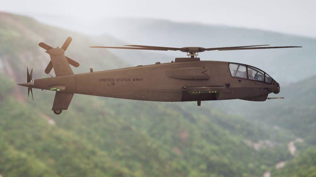 Boeing a dezvăluit un elicopter de atac pentru US Army