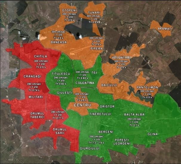 Harta Morții In Capitală Cele Mai Periculoase Zone Din București