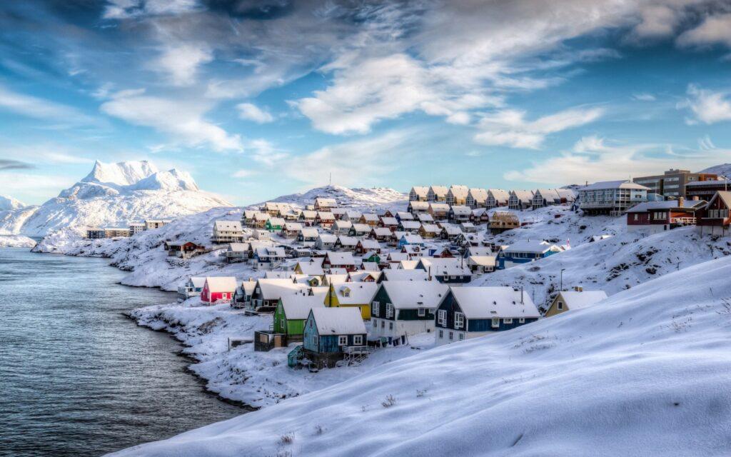 Coronavirusul lovește și în înghețata Groenladă. Primul caz în micuțul stat