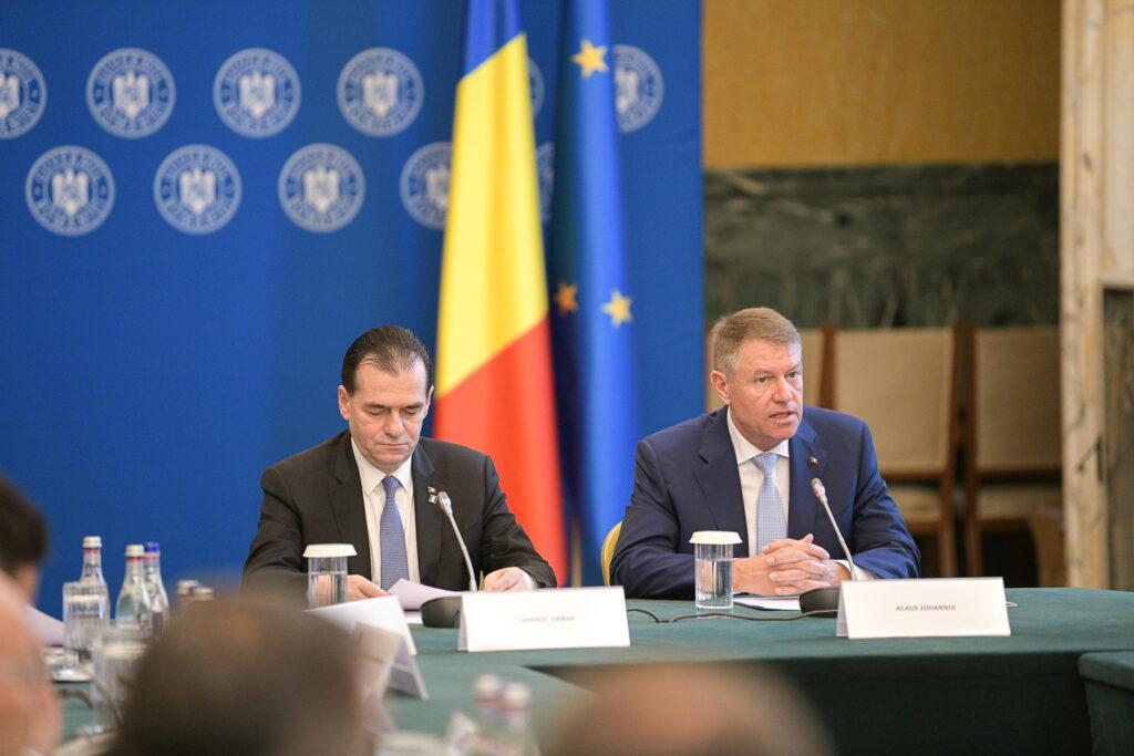 Iohannis, ședință de urgență la Cotroceni. Premierul și miniștri, chemați la raport