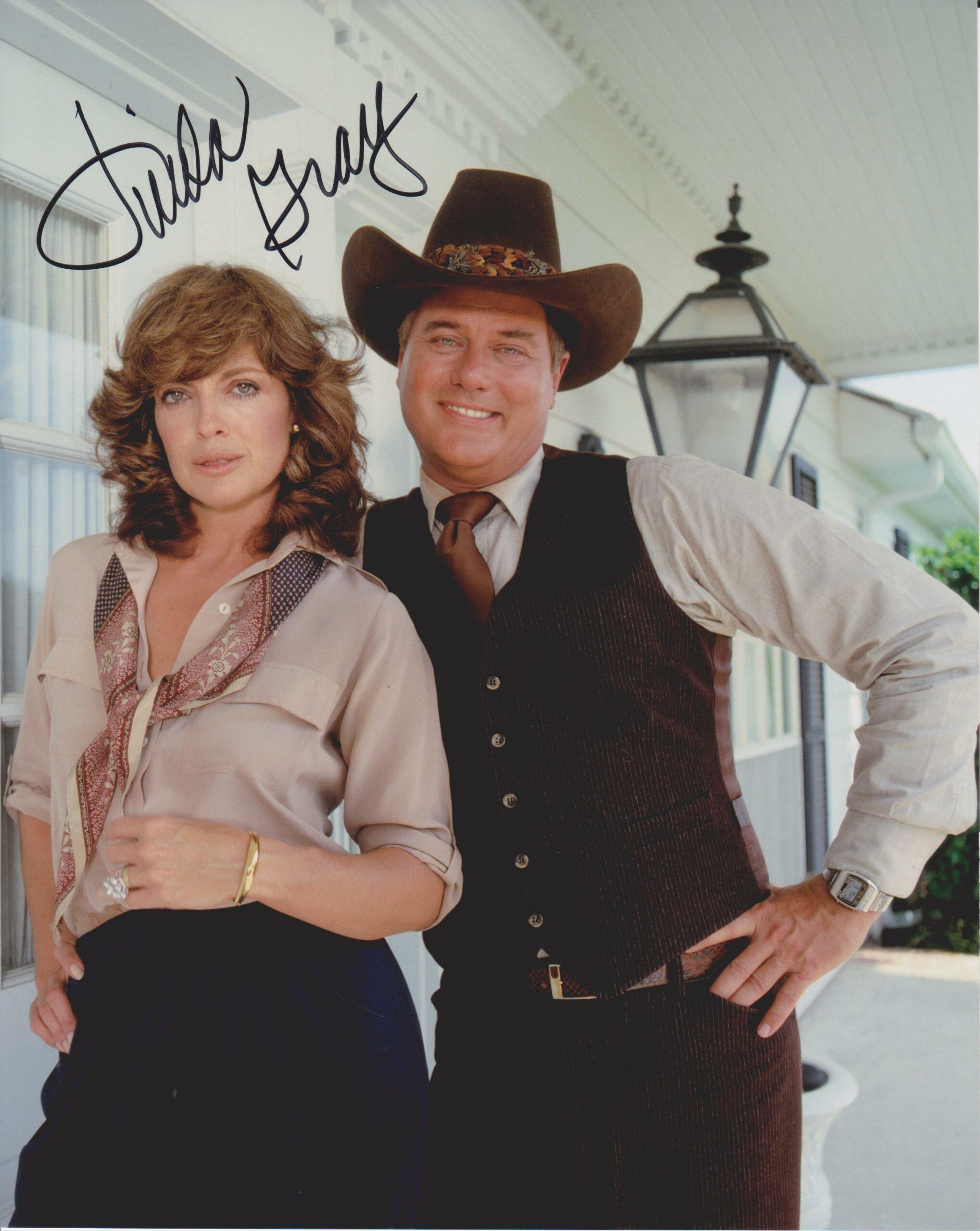"""A fost odată Hollywood. Frumoasa din """"Dallas"""" și alcoolul care i-a marcat viața"""