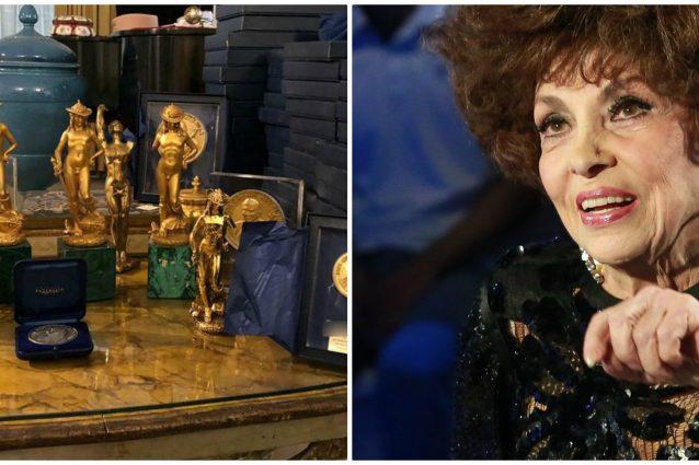 Celebra artistă Gina Lollobrigida a fost jefuită de un român. Declarația hoțului a uimit anchetatorii