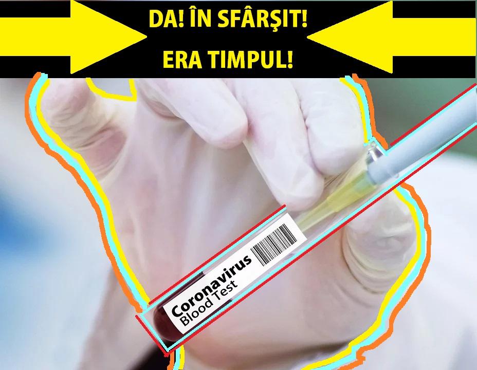 """""""Progrese seminificative"""" în proiectarea vaccinului aşteptat de toată planeta. Cine?"""