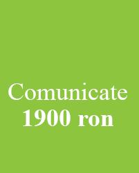 Pachet 10 comunicate