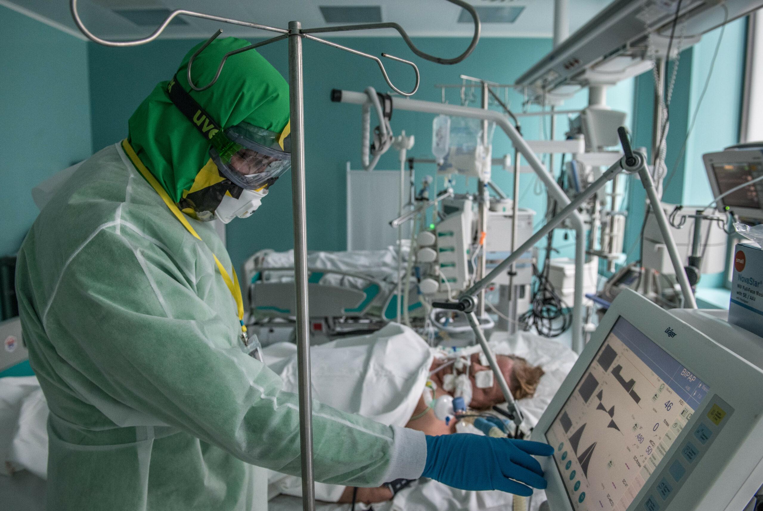 Vindecare miraculoasă pentru un român bolnav de COVID-19, după o agonie interminabilă