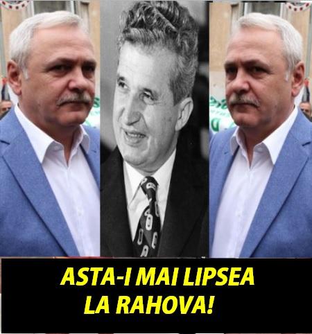 Legătură incendiară între Dragnea şi Ceauşescu! Un singur om o putea descoperi