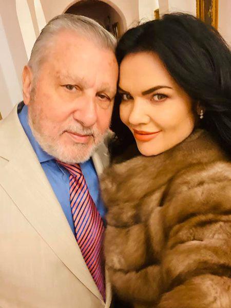 Ilie Năstase nu mai divorțează? Ce fotografii a postat pe Facebook ultima soție