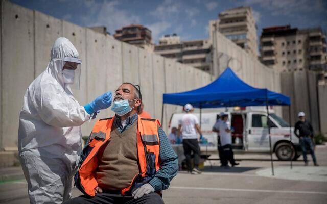 Test-minune pentru coronavirus, anunțat de Ambasada Israelului în România. VIDEO!