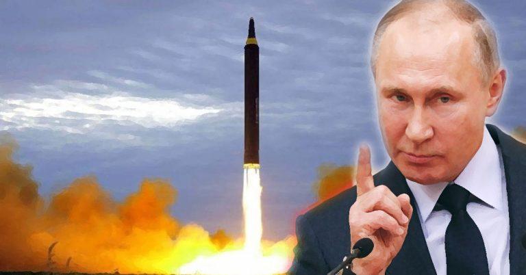 Putin amenință: Va folosi armele nucleare dacă…
