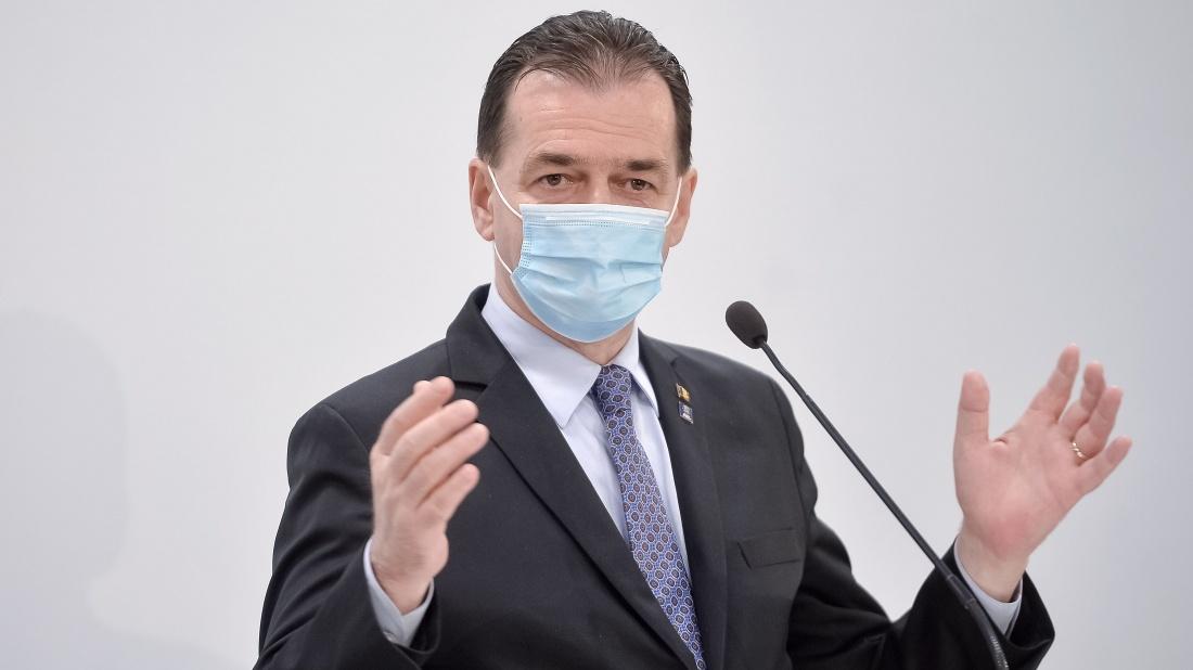 Starea de alertă s-ar putea prelungi după 15 iulie! Declarația premierului Orban