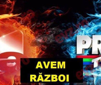 Pro Tv vs. Antena 1. O megavedetă s-a săturat şi a răbufnit! Război crunt reaprins