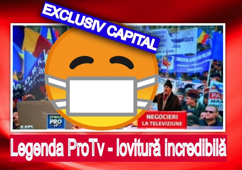 BREAKING NEWS. Vedeta Pro TV are Covid-19!