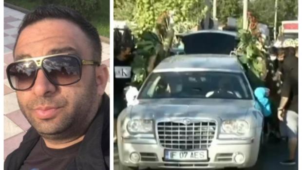 """Ziua înmormântării interlopului Emi Pian. Poliţia şi Jandarmeria s-au mobilizat ca pentru război. Marcel Vela avertizează: """"Sunt cu ochii pe voi!"""""""