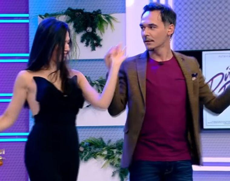 Răzvan Simion  se consolează cu o brunetă focoasă după despărțirea de Lidia Buble?