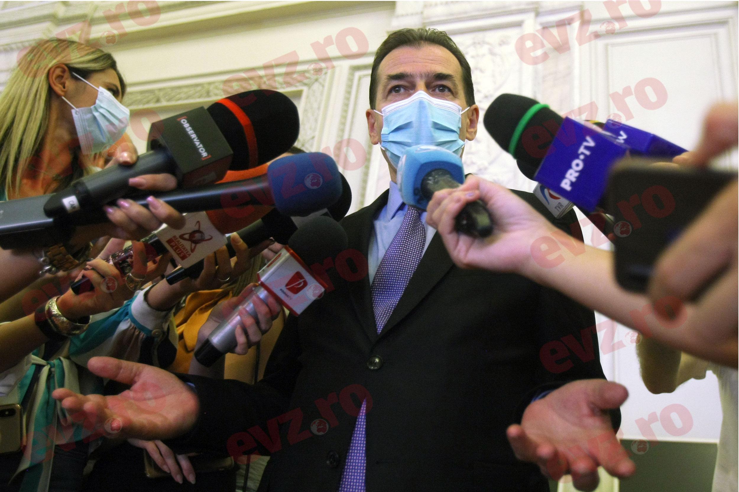 Ce ştie Orban despre Covid-19? Premierul a scăpat porumbelul! Sunt informaţii grele