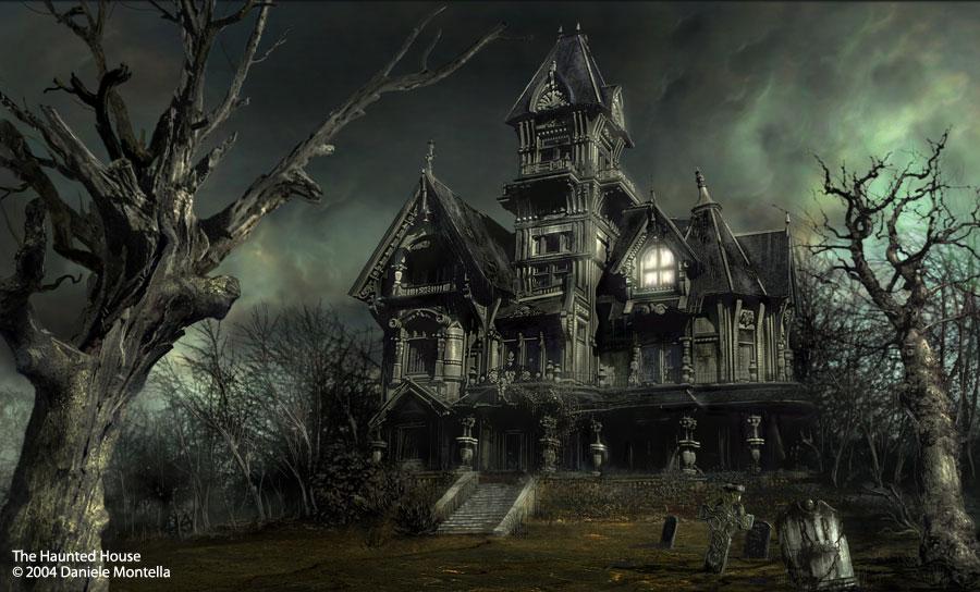 """O casă cu adevărat bântuită! """"Pași, ciocănituri, lumini intermitente ..."""""""