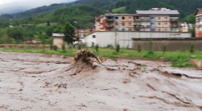 Inundațiile fac ravagii în toată țara! Sute de case afectate! E disperare!