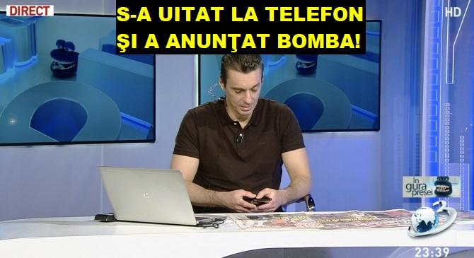 """Badea renunţă la Antena 3? Anunţ despre plecare: """"M-am săturat. Nu mai merge."""""""