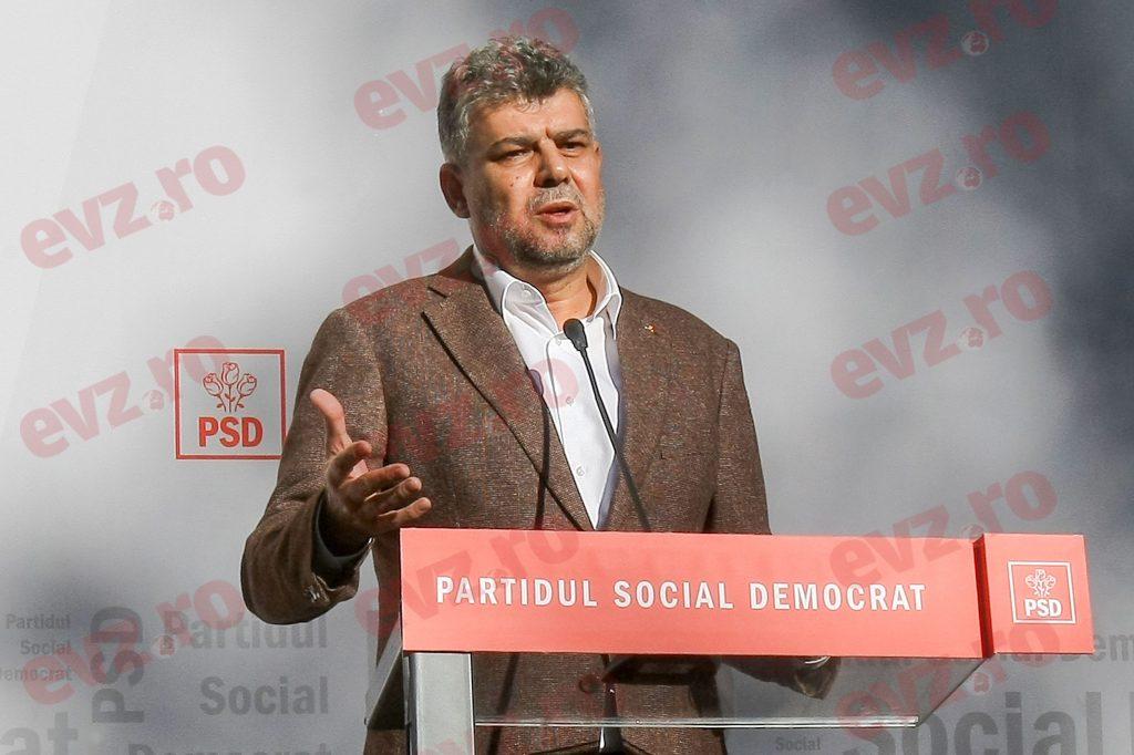 """Marcel Ciolacu, pregătit să preia guvernarea: """"Vom mări pensiile cu 40%"""""""
