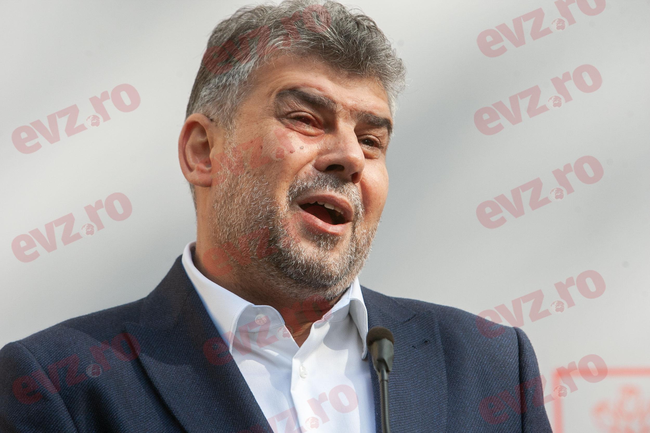 Liderul PSD, Marcel Ciolacu, a ajuns pe mâna Poliției. Chef la restaurant, fără distanțare