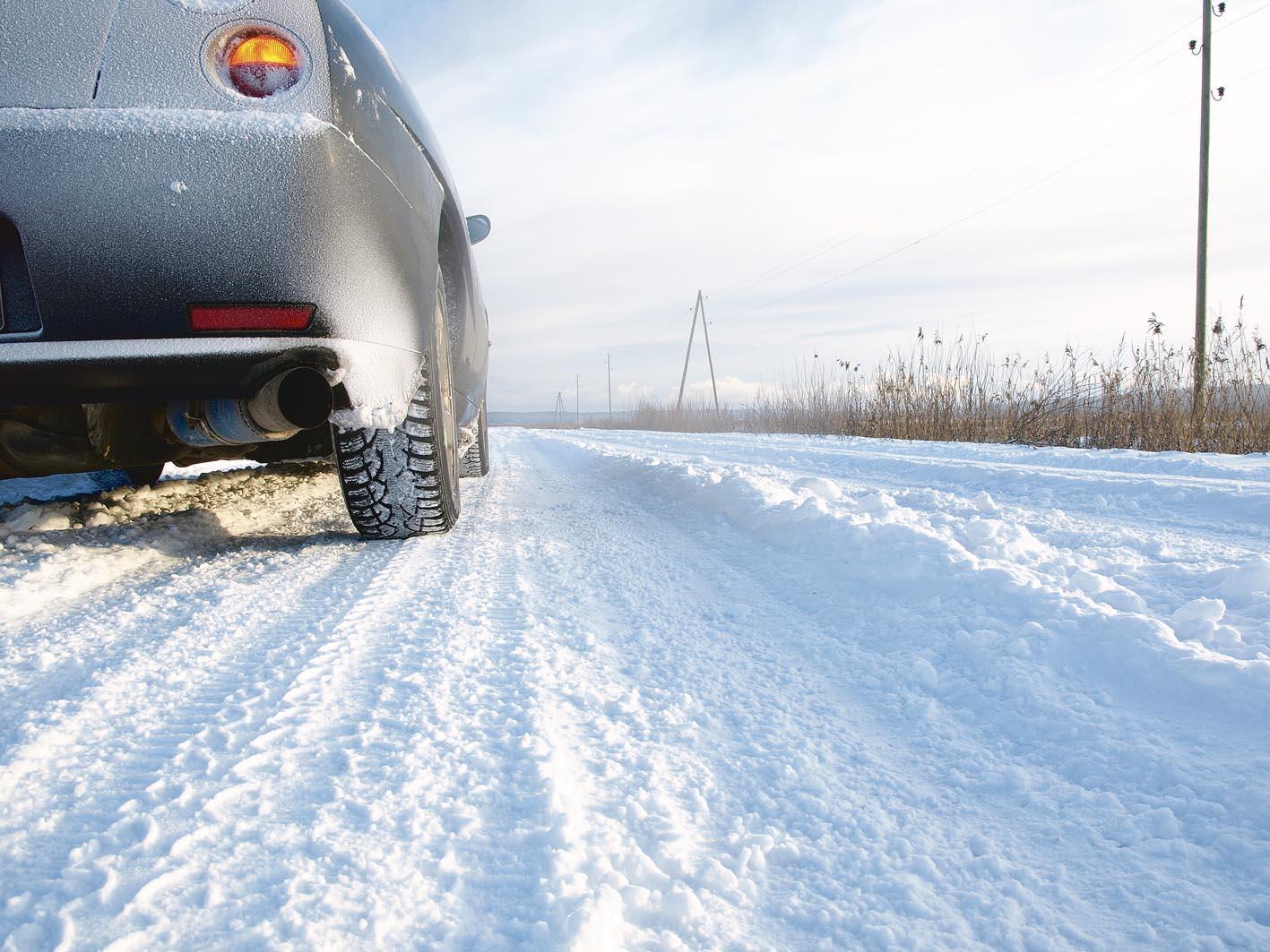 Anunț important pentru șoferi. E vorba de cauciucurile de iarnă. Amenzile sunt uriașe